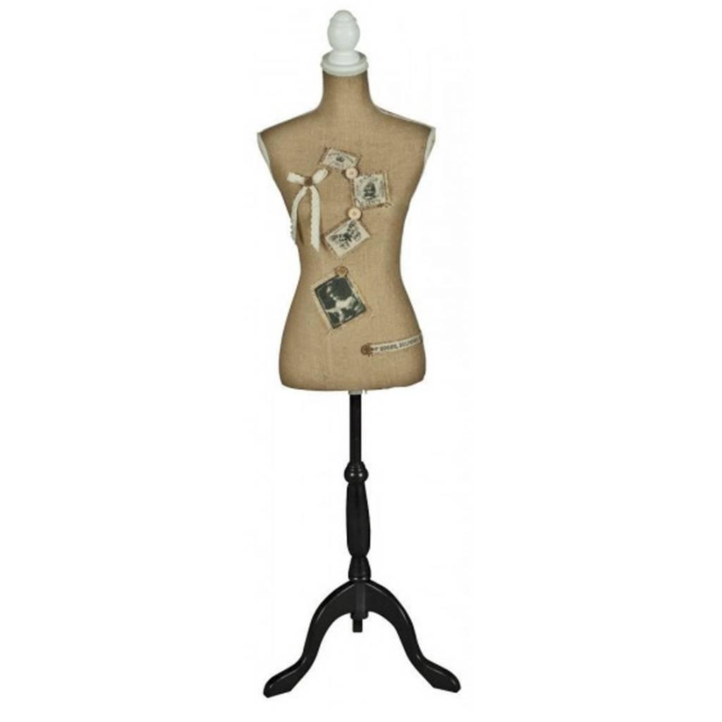 Ribboned Mannequin