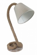 Rope Desk Lamp