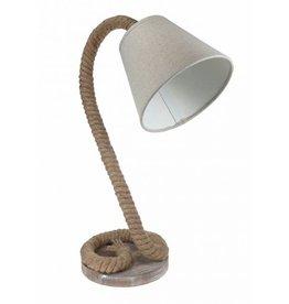 Rope Desk Lamp