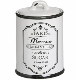 Paris Maison Sugar Canister