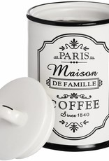 Besp-Oak Paris Maison Coffee Canister