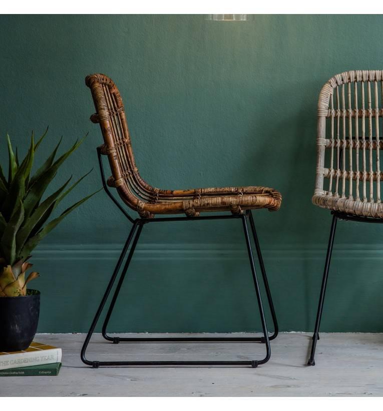 Gallery Santo Dining Chair - Pair