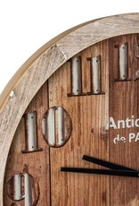 Antiquite Wooden Wall Clock