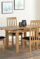Cassia Oak Dining Chair - Pair