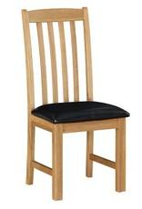 Sweet Dreams Cassia Oak Dining Chair - Set of 4
