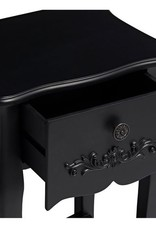 LPD French Night Stand - Black