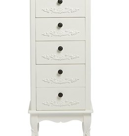 LPD French Tallboy - White
