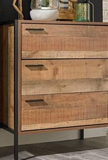 LPD Hoxton 3 Drawer Chest