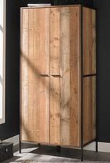 LPD Hoxton 2 Door Wardrobe