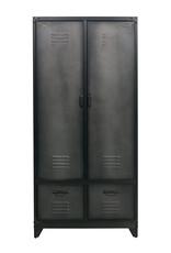 Wood Industrial Vtwonen Locker
