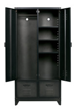 WOOOD Industrial Vtwonen Locker