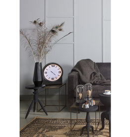 BePureHome Ageless Metal Tabletop Clock