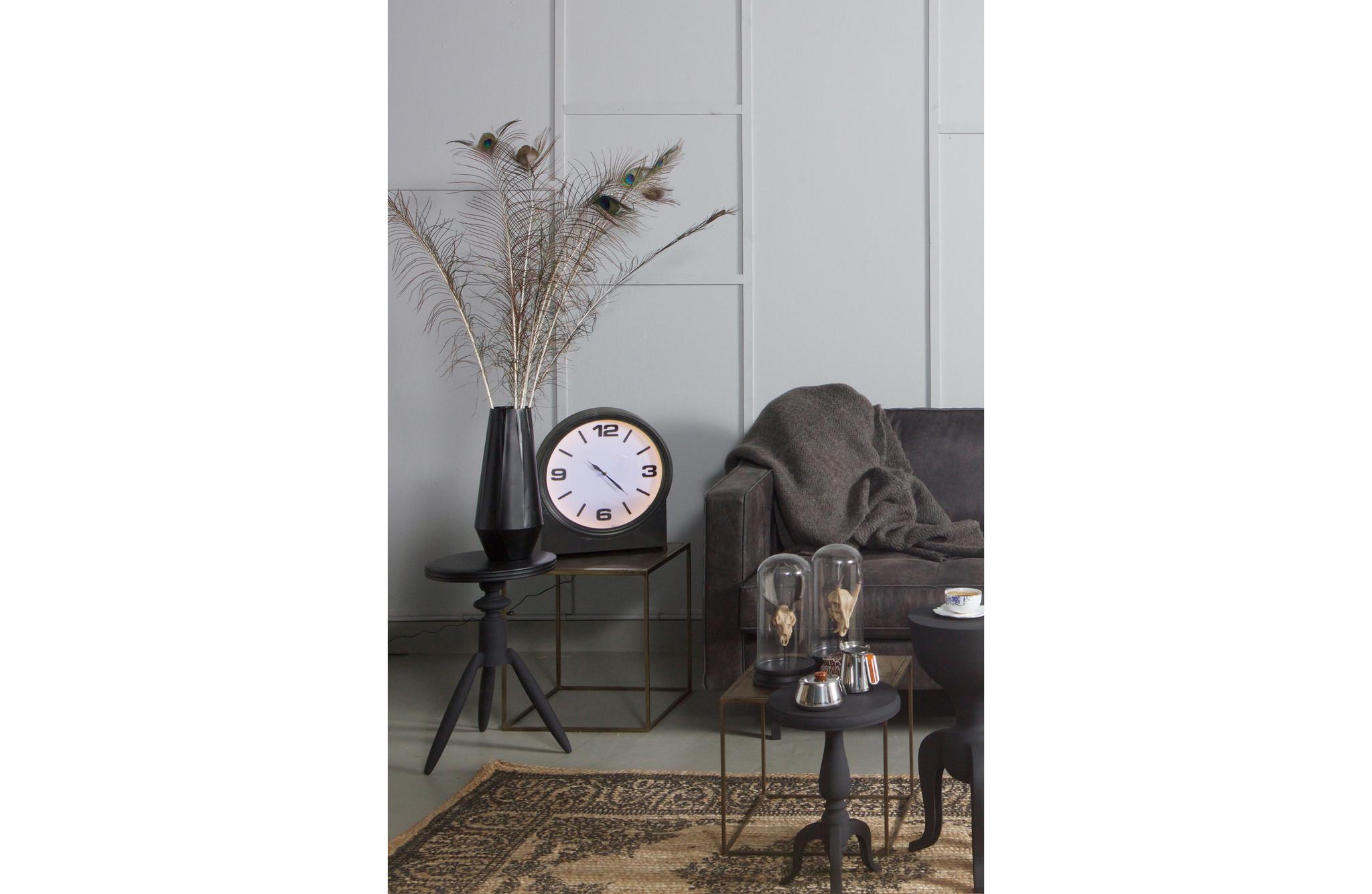 BePureHome Ageless Metal Tabletop Clock