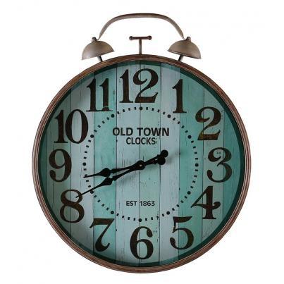 Besp-Oak Giant Alarm Clock