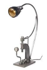 Besp-Oak Vintage Engineer Bench Table Lamp