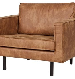 BePureHome Rodeo Cognac Armchair