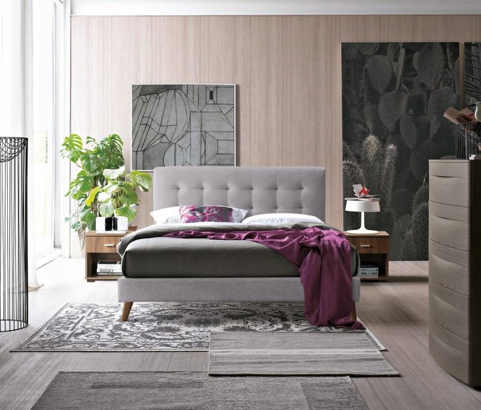 Novara Bed