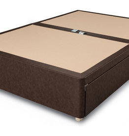 Sweet Dreams Amber Divan Base - With 2 Drawers - Choice of Colour