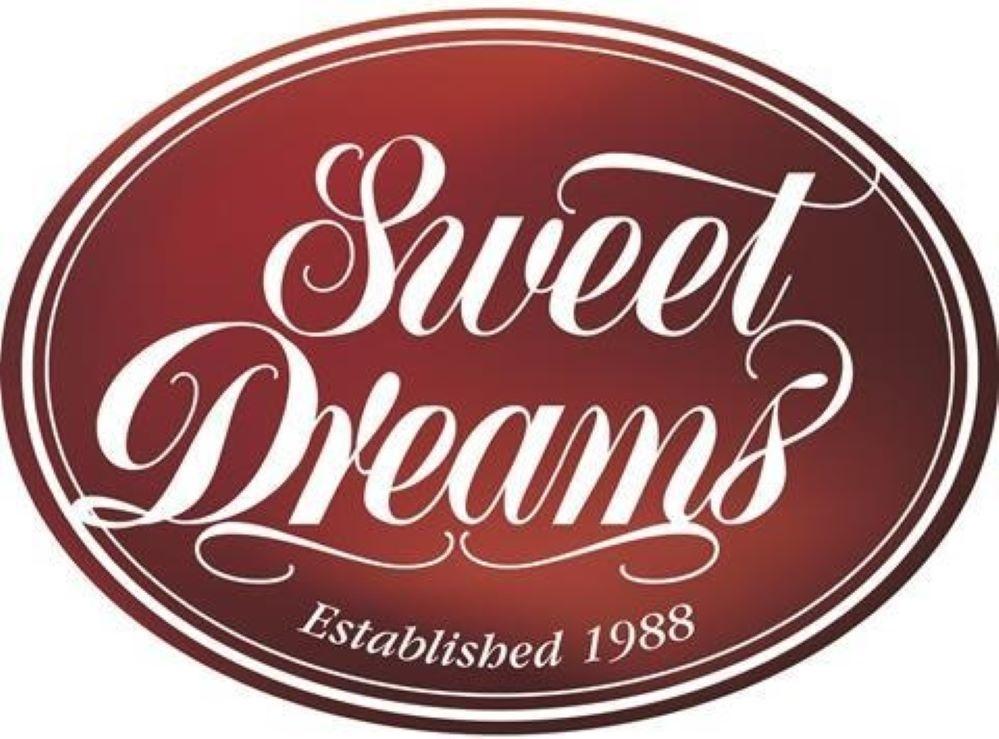 Sweet Dreams Amber Divan Base - Side Ottoman - Choice of Colour