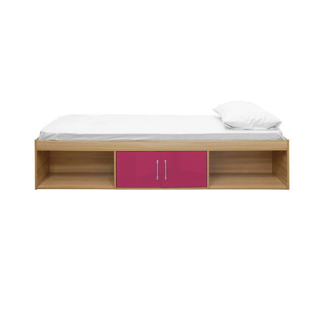 LPD Dakota Cabin Bed - Pink