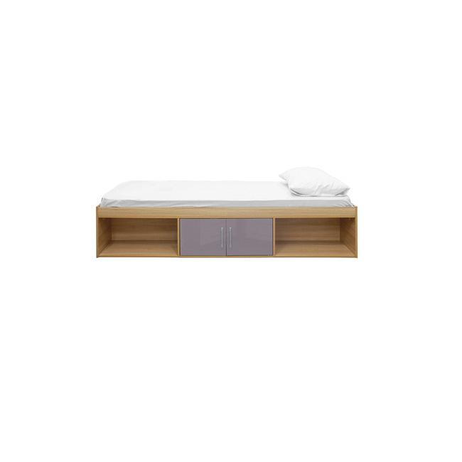 LPD Dakota Cabin Bed - Taupe Grey