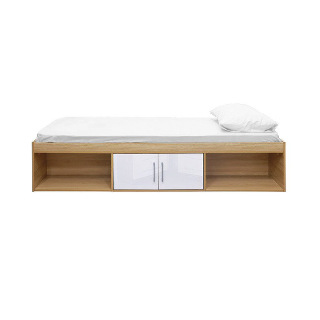 LPD Dakota Cabin Bed - White