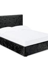LPD Rimini Ottoman Bed - Black