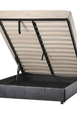 LPD Ottoman Bed - Black