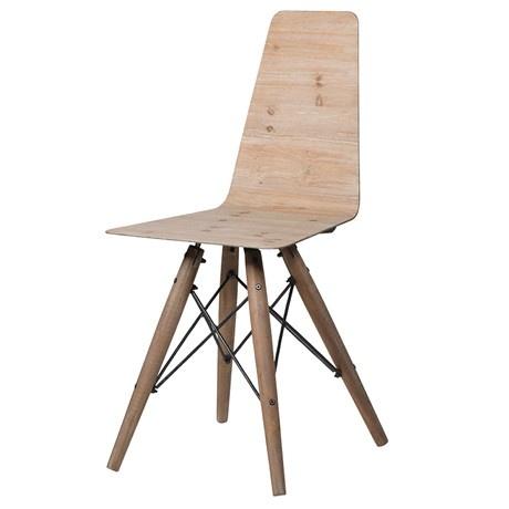 Laminate Seat Dining Chair - Set of 4