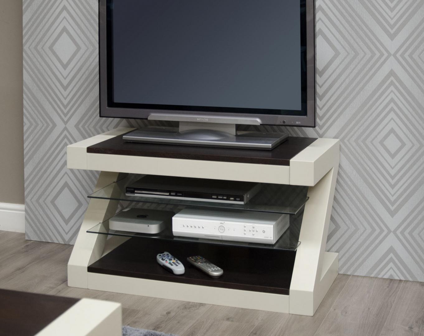 HomestyleGB Painted Z Oak TV Cabinet