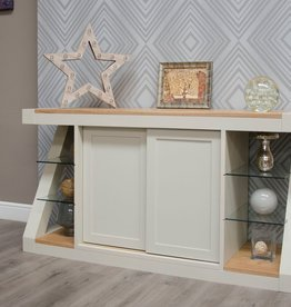 HomestyleGB Painted Z Large Sideboard