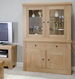 Bordeaux Solid Oak Dresser