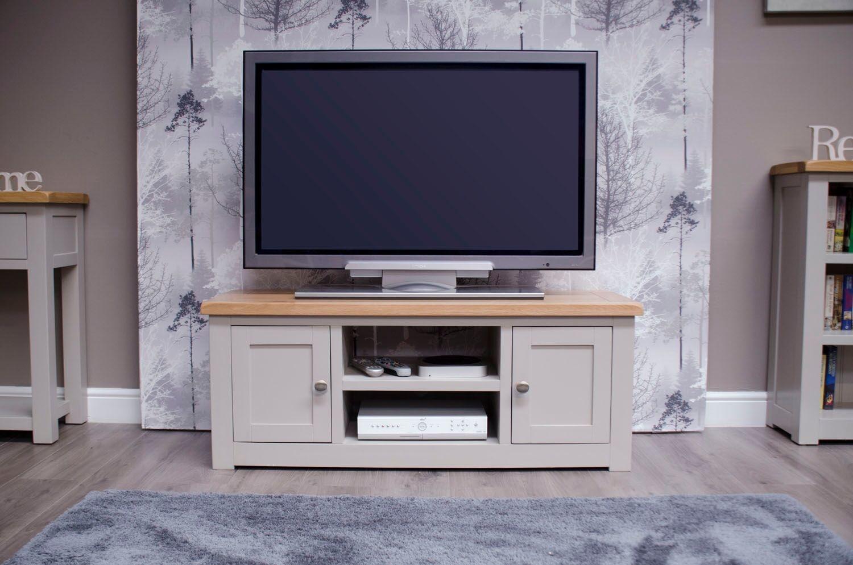 Diamond Painted TV Unit
