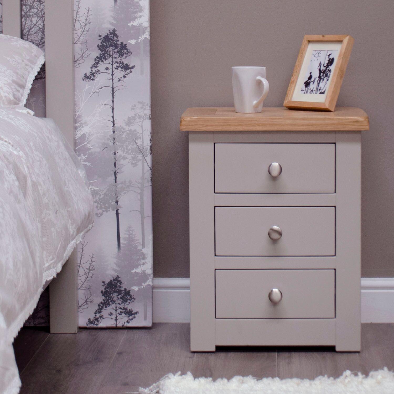 Diamond Painted Bedside