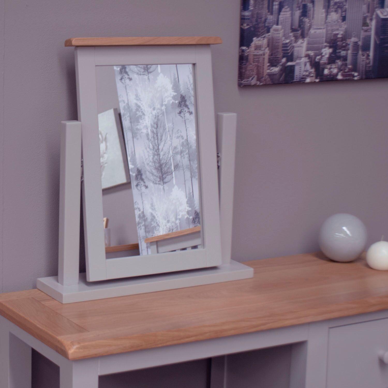 Diamond Painted Dressing Table Set