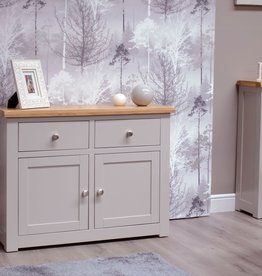 Diamond Painted Small Sideboard