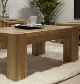 HomestyleGB Trend Oak 4 x 2 Coffee Table