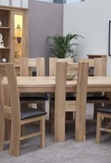 HomestyleGB Trend Oak Large Dining Table