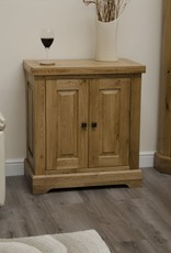 HomestyleGB Deluxe Oak Printer Cabinet