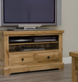 HomestyleGB Deluxe Oak TV Unit