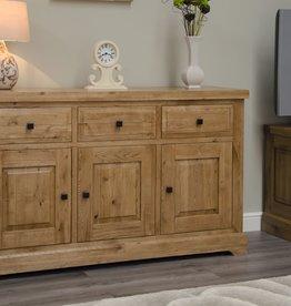 Deluxe Oak Large Sideboard