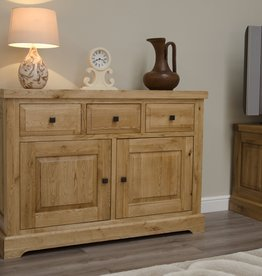Deluxe Oak Medium Sideboard