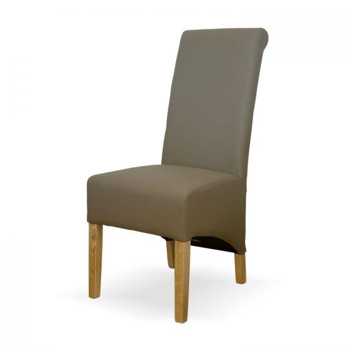 HomestyleGB Wave  Mushroom Dining Chair