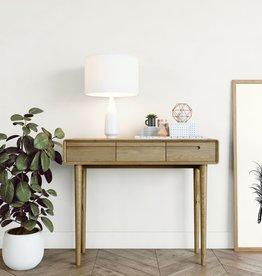 Scandic Oak Hall Table