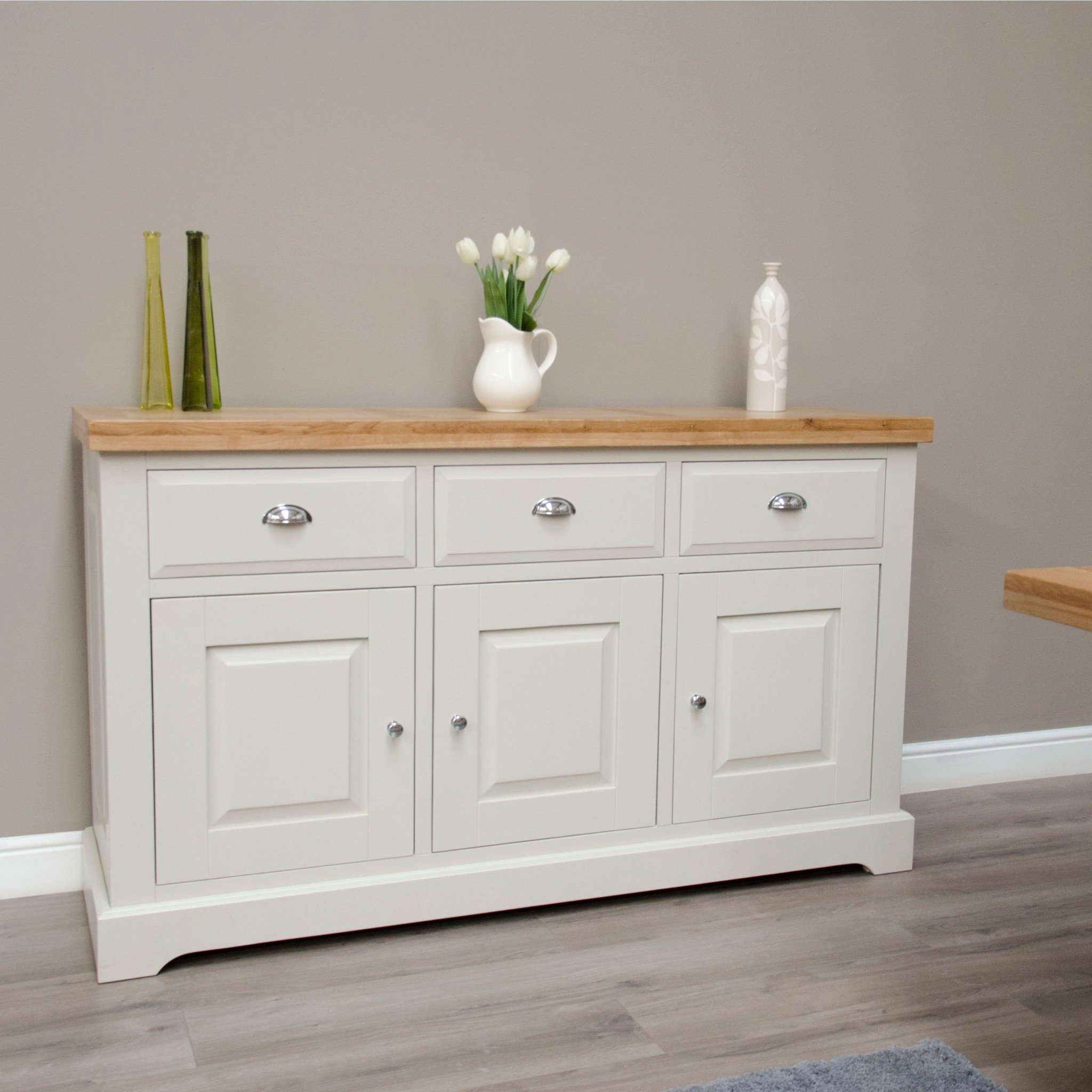 Painted Deluxe Large Sideboard