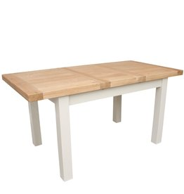 HomestyleGB Painted Deluxe Small Extending Dining Table