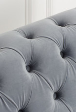 Chester 2 Seater Sofa - Grey