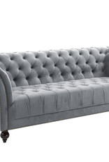 Chester 3 Seater Sofa - Grey