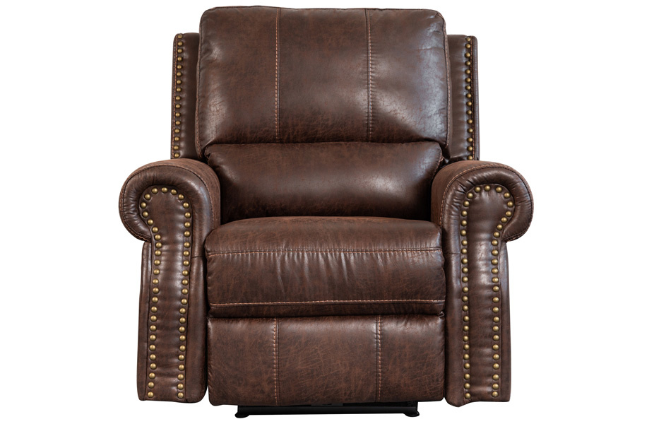 Sweet Dreams Tuscany Electric Reclining Sofa - Chestnut