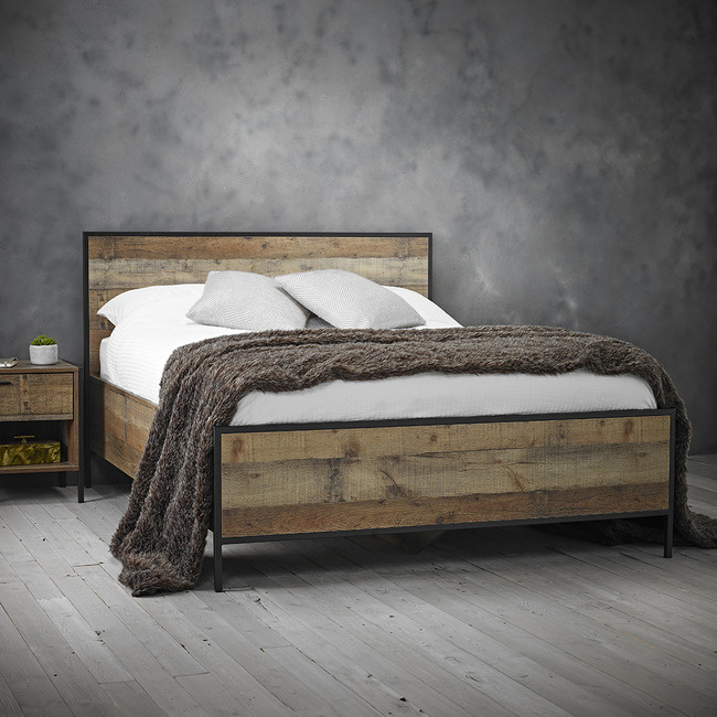 LPD Hoxton Double Bed